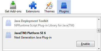 Time to Let Go of Java in the Web Browser: How to Disable It