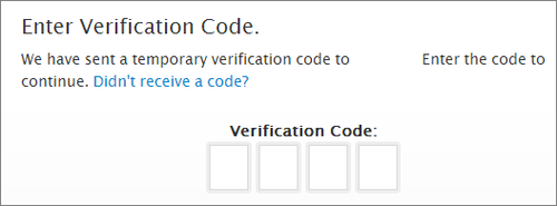 Two-Step Verification for Apple ID Consistent With
