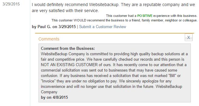 websitebackup-bbb-company-response