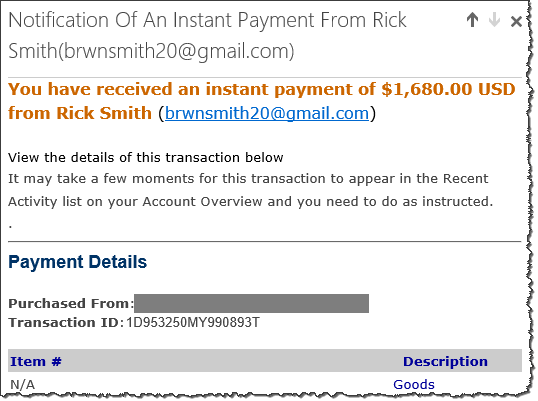 A Close Look at PayPal Overpayment Scams That Target