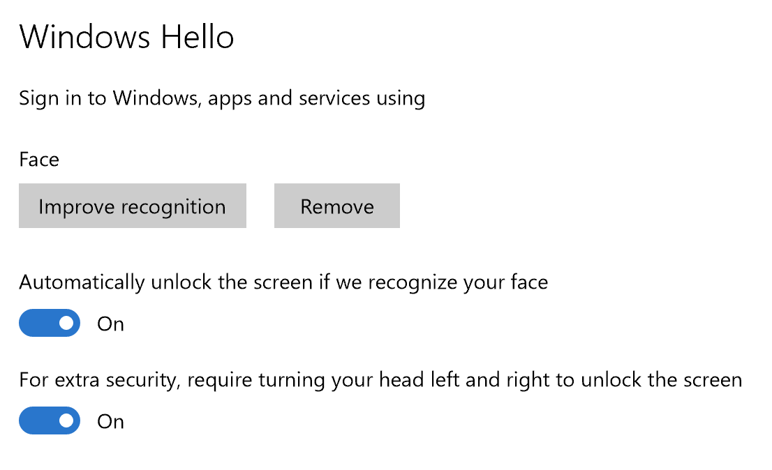windows-hello-configuration